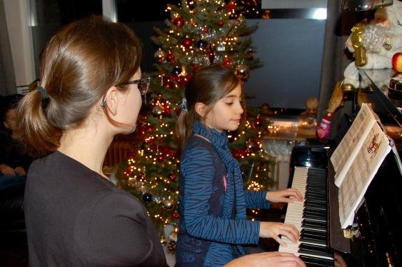 Chantal en Idil Su